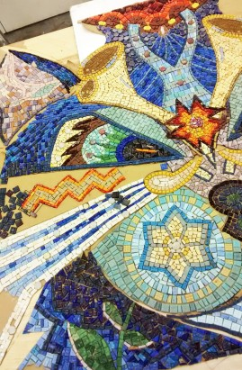Progress of Mosaic