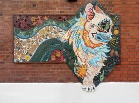 Catwalk Mosaic no 2