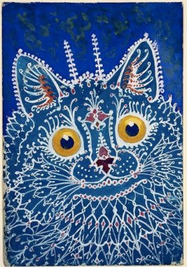 Louis Wain inspiration